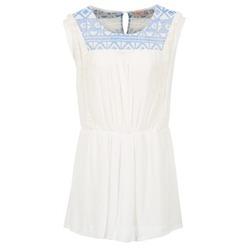 textil Mujer vestidos cortos Moony Mood EBENE Blanco