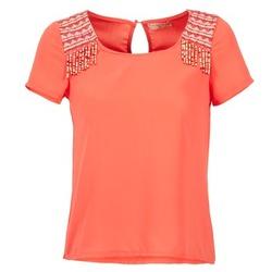 textil Mujer Tops / Blusas Moony Mood EDENA Coral