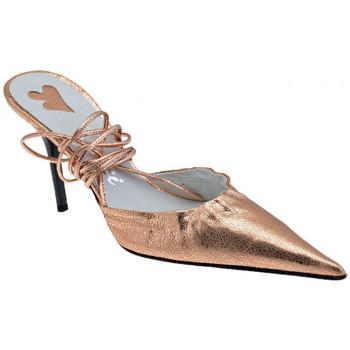 Zapatos Mujer Sandalias Bocci 1926  Naranja