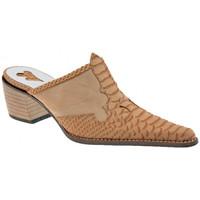Zapatos Mujer Zuecos (Clogs) Bocci 1926  Naranja