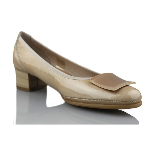 Zapatos Mujer Zapatos de tacón Mikaela  BEIGE