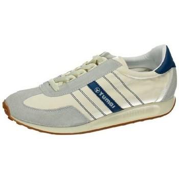 Zapatos Hombre Zapatillas bajas Yumas new nilo azul