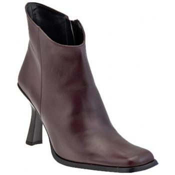 Zapatos Mujer Botines Bocci 1926  Marrón