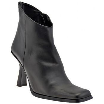 Zapatos Mujer Botines Bocci 1926  Negro