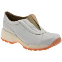 Zapatos Mujer Slip on Bocci 1926  Blanco