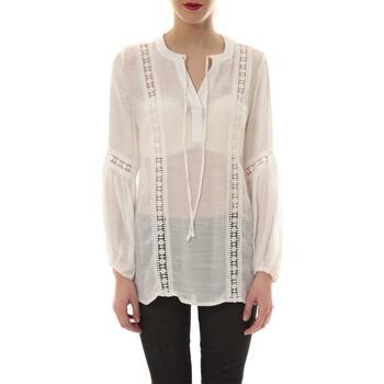 textil Mujer Túnicas Comme Des Filles Tunique blanche TU 202 Blanco