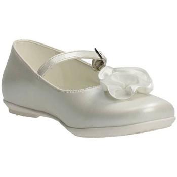 Zapatos Niña Bailarinas-manoletinas Le Petit Bijou 0000400 Blanco