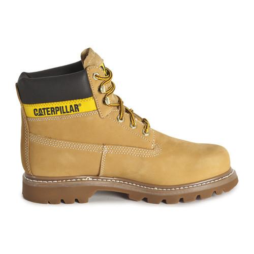 Zapatos Hombre Botas de caña baja Caterpillar Colorado Jaune