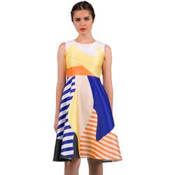 textil Mujer vestidos cortos Minueto Vestido Carrie Multicolor