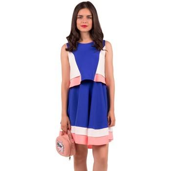 textil Mujer vestidos cortos Minueto Vestido Virginia Multicolor