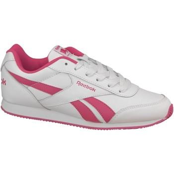 Zapatos Mujer Zapatillas bajas Reebok Sport Royal CL Jogger 2 V70489 Pink,White