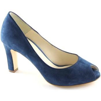 Zapatos Mujer Zapatos de tacón Malù Malù LES-9000-A-DE Blu