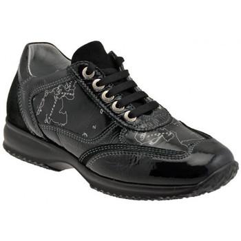 Zapatos Niños Zapatillas bajas Alviero Martini  Negro