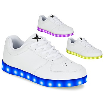 Zapatos Zapatillas bajas Wize & Ope THE LIGHT Blanco