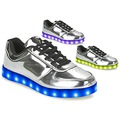 Zapatos Mujer Zapatillas bajas Wize & Ope THE LIGHT Plata