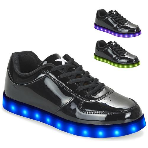 Los últimos zapatos de descuento para hombres y mujeres Zapatos especiales Wize & Ope POP Negro