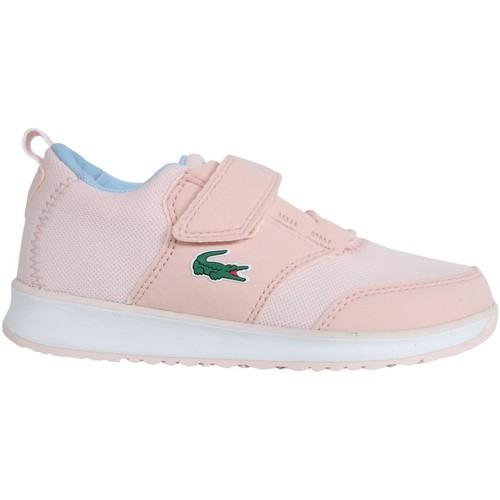 Zapatos Niña Zapatillas bajas Lacoste 31SPC0011 LIGHT Rosa