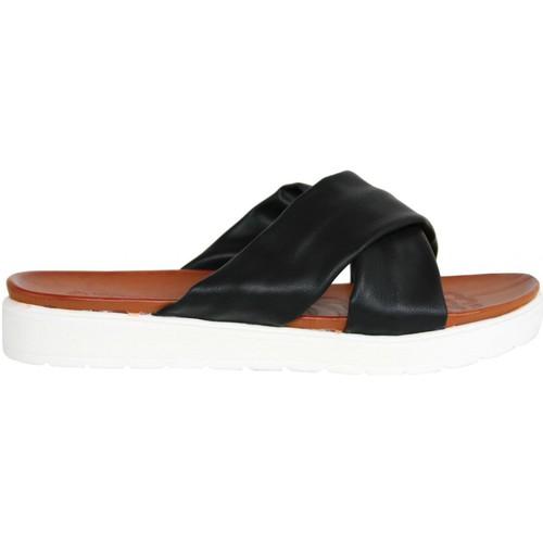 Zapatos Niña Zuecos (Mules) Top Way B722920-B7200 Negro