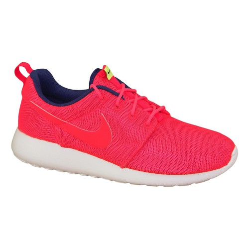 Zapatos Mujer Deportivas Moda Nike Roshe One Moire Wmns 819961-661 Red