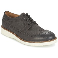 Zapatos Hombre Derbie Selected SHHRUD BROGUE SHOE Gris