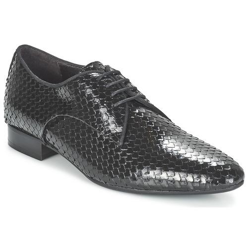 Zapatos Mujer Botas de caña baja Café Noir BARNARD Negro