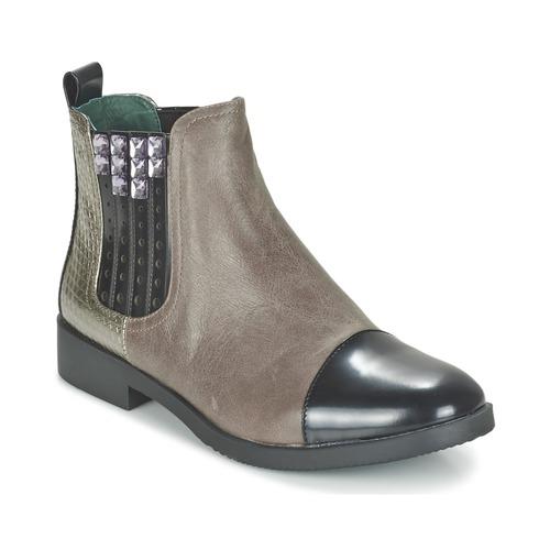 Zapatos promocionales Café Noir BARBERINE Topotea  Zapatos casuales salvajes