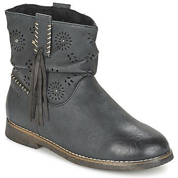 Zapatos Mujer Botas de caña baja Coolway BAILI Negro