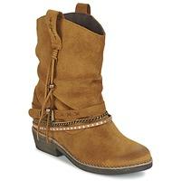 Zapatos Mujer Botas de caña baja Coolway BIRK Marrón