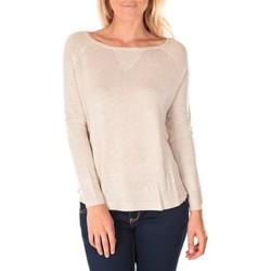 textil Mujer Jerséis Tom Tailor Top Boxy Knit Jumper Perle Beige