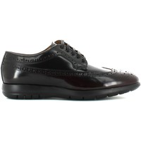 Zapatos Hombre Richelieu Marco Ferretti 110577 2141 Lace-up heels Hombre Brown Brown