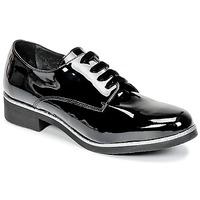 Zapatos Mujer Derbie Myma PIKA Negro