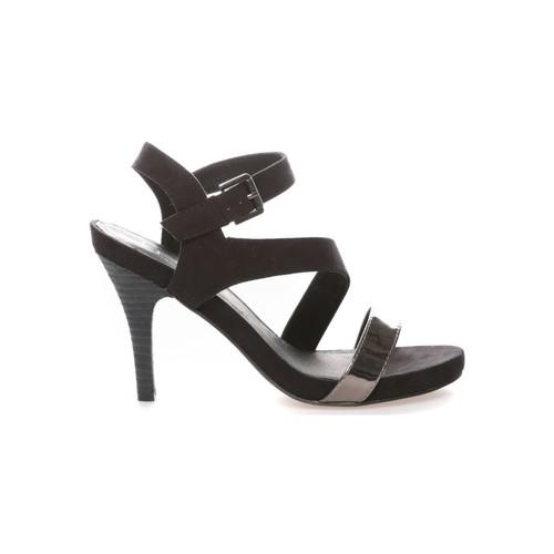Zapatos Mujer Sandalias Les Petites Bombes 1 - Ginkgo Noir Negro