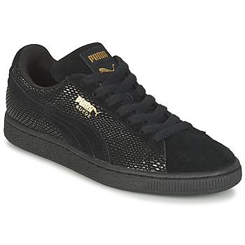 Zapatillas bajas Puma SUEDE GOLD WN'S