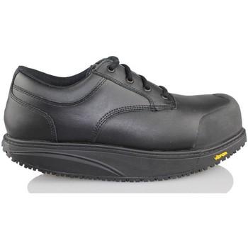 Zapatos Mujer Zapatillas bajas Mbt SAFETY SHOE 2016 DE SEGURIDAD NEGRO