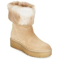 Zapatos Mujer Botas de caña baja Nome Footwear MOVETTA Beige