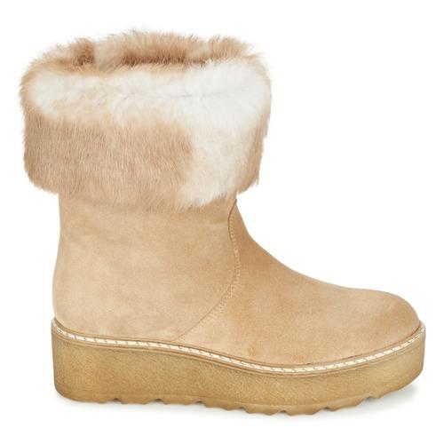 Zapatos promocionales Nome Footwear MOVETTA Beige  Zapatos casuales salvajes