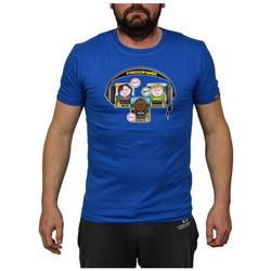 textil Hombre Camisetas manga corta Faccine