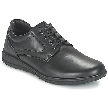 Zapatos Hombre Derbie Salamander NANDO Negro