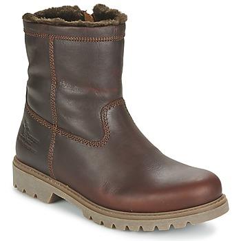 Zapatos Hombre Botas de caña baja Panama Jack FEDRO Marrón