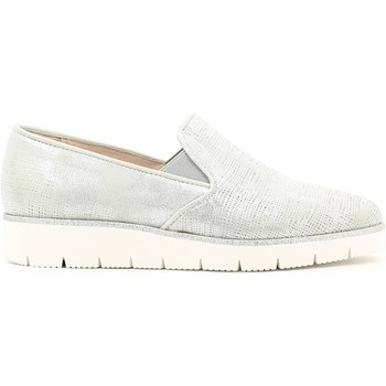 Zapatos Mujer Slip on Grace Shoes AA72 Zapatos Mujeres Gris Gris