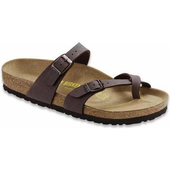 Zapatos Hombre Sandalias Birkenstock SANDALIAS  MAYARI MOCCA 071 061 (35-40) MARRONE