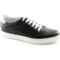Zapatos Hombre Zapatillas bajas Café Noir CAF-PG124-NP Nero