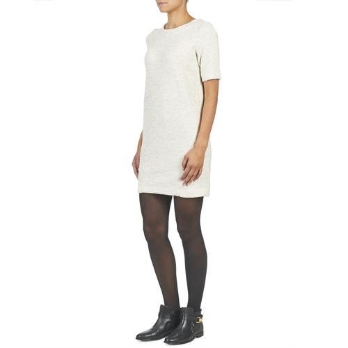 Loreak Mendian Cortos Mujer Textil Vestidos Crudo Hamabi iwZuPXOklT