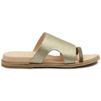 Zapatos Mujer Zuecos (Mules) Craie Diana gold grey - sandalias mujer Doré