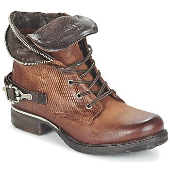 Zapatos Mujer Botas de caña baja Airstep / A.S.98 SAINT PA Marrón