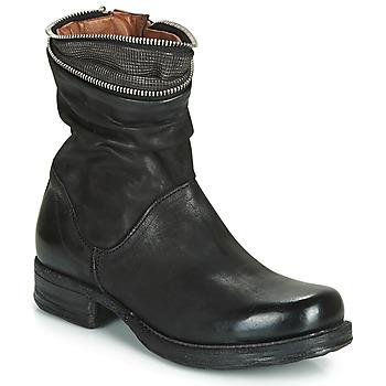 Zapatos Mujer Botas de caña baja Airstep / A.S.98 SAINT LA Negro