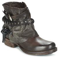 Zapatos Mujer Botas de caña baja Airstep / A.S.98 SAINT LU Marrón