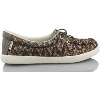 Zapatos Mujer Zapatillas bajas Dude FERRARA MARRON