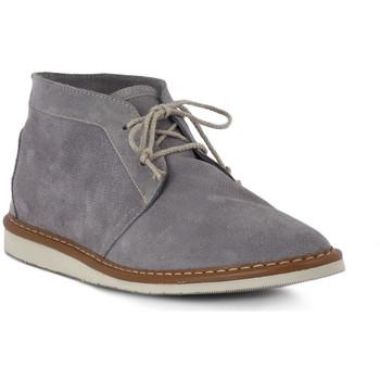 Zapatos Hombre Botas de caña baja Café Noir CAFE NOIR POLACCO Grigio