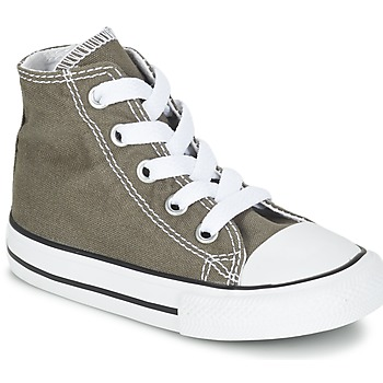 Zapatos Niños Zapatillas altas Converse CHUCK TAYLOR ALL STAR CORE HI Antracita